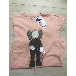 ユニクロ(UNIQLO)のUNIQLO×KAWS Tシャツ XL(Tシャツ/カットソー(半袖/袖なし))