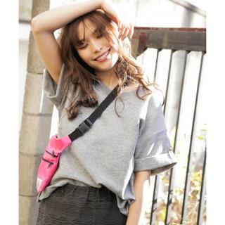 BAYFLOW - BAYFLOW コンチョ5分袖T ベイフロー Tシャツ