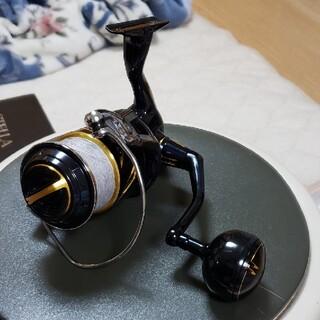 シマノ19ステラ8000HG