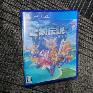 聖剣伝説3 トライアルズ オブ マナ PS4