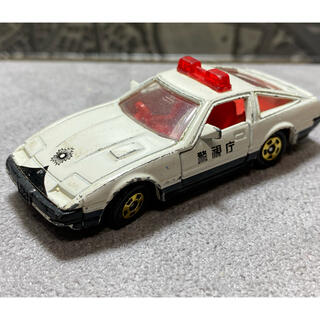 トミー(TOMMY)の日本製トミカ 日産・フェアレディZ   パトカー(ミニカー)