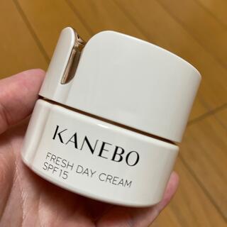 Kanebo - kanebo フレッシュデイクリーム
