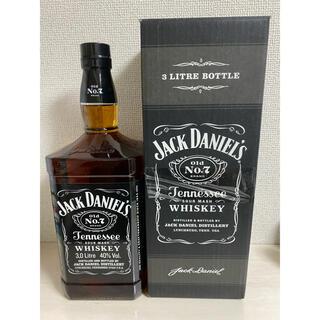 アサヒ - ジャックダニエル 3L 瓶 ウイスキー