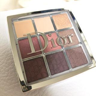 ディオール(Dior)のDior バックステージ アイパレット 004 ローズウッド(アイシャドウ)