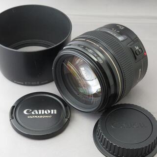 Canon - キヤノン EF85mm F1.8USM