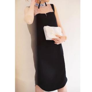 mame - マメ ノースリーブドレス