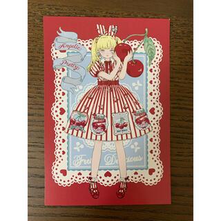 Cherry Stampポストカード