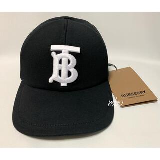 バーバリー(BURBERRY)の新品【 バーバリー 】モノグラムモチーフ ベースボールキャップ ( L )(キャップ)