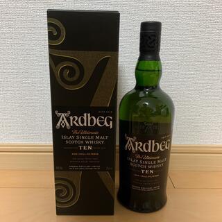 アードベッグ 10年 アドテン ウイスキー