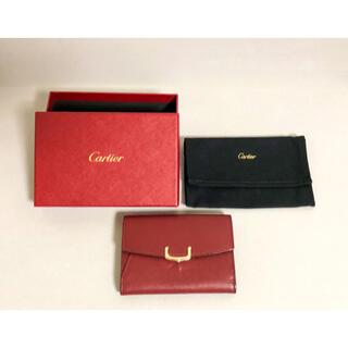 カルティエ(Cartier)のCartier カルティエ カードケース(名刺入れ/定期入れ)