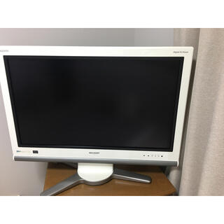 アクオス(AQUOS)のSHARP AQUOS D D10 LC-32D10-W(テレビ)