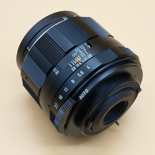 PENTAX(ペンタックス)のペンタックス SMC MACRO Takumar 50mm F4  スマホ/家電/カメラのカメラ(レンズ(単焦点))の商品写真
