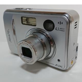 フジフイルム(富士フイルム)のFinePix A345 コンパクトデジカメ(コンパクトデジタルカメラ)
