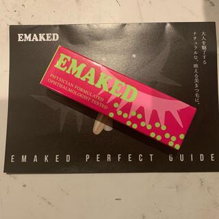 ミズハシホジュドウセイヤク(水橋保寿堂製薬)のエマーキッド EMAKED(まつ毛美容液)