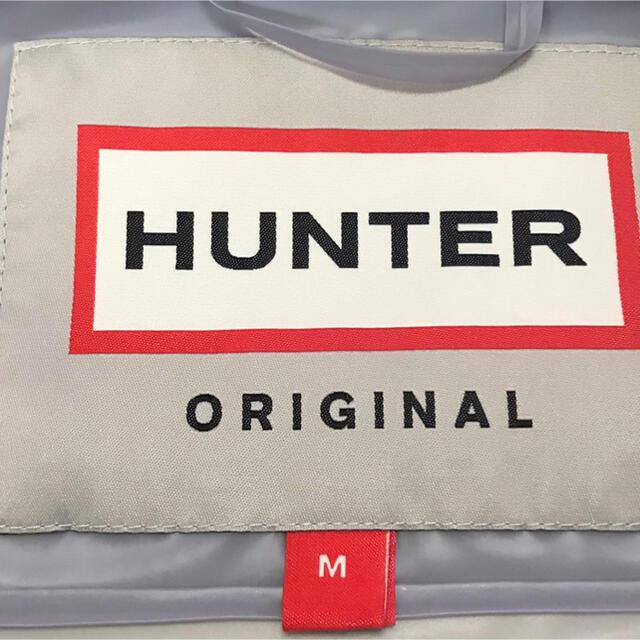 HUNTER(ハンター)の超美品 ハンター Hunter 超軽いレインコート 男女兼用 メンズのメンズ その他(その他)の商品写真