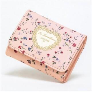 レメルヴェイユーズラデュレ(Les Merveilleuses LADUREE)のラデュレ ミニ財布(財布)