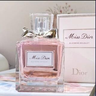 Dior - 新品未開封  ミスディオール 新品 ブルーミングブーケ 100ml