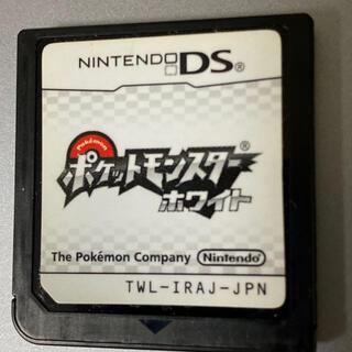 ポケットモンスター ホワイト ソフト DS