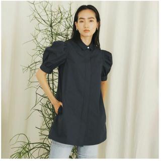 シールームリン(SeaRoomlynn)のsearoomlynn 定価以下VOLUMEスリーブミディアムシャツ 新品(シャツ/ブラウス(半袖/袖なし))
