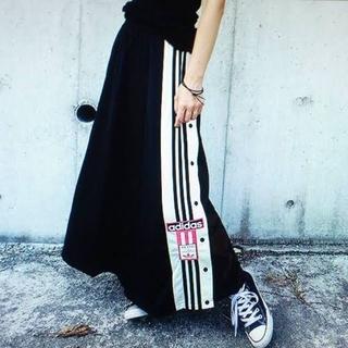 adidas - アディダス アディブレイク ADIBREAK ロングスカート 入手困難 匿名発送