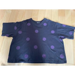 サマンサモスモス(SM2)のサマンサモスモス 水玉カットソー SM2(カットソー(半袖/袖なし))
