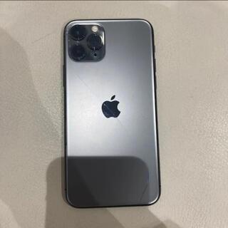Apple - iphone11 pro 64gb スペースグレイ space gray