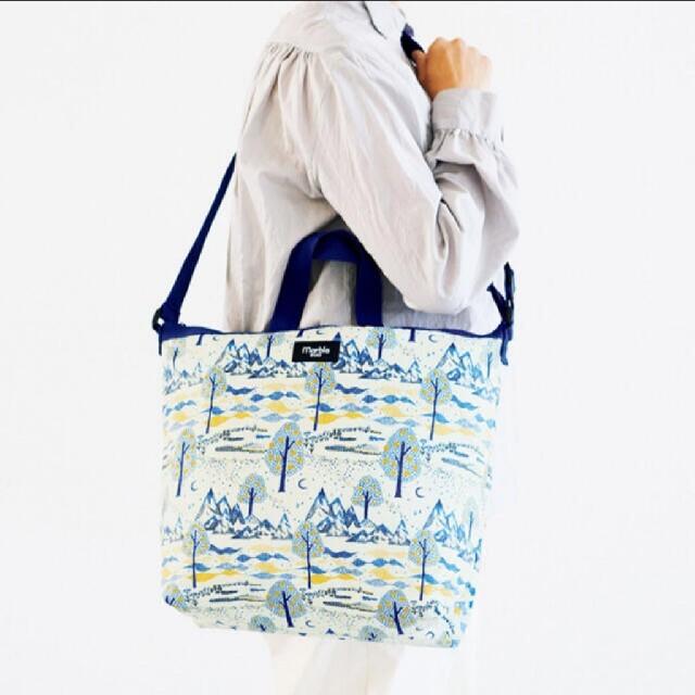 マーブルシュッド 保冷 バッグ レディースのバッグ(エコバッグ)の商品写真