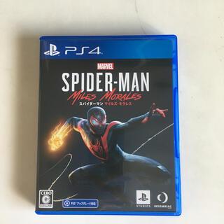 プレイステーション4(PlayStation4)のPS4 スパイダーマン マイルズモラレス(家庭用ゲームソフト)