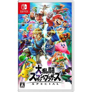 Nintendo Switch - 大乱闘スマッシュブラザーズSP