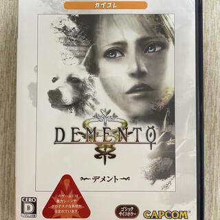 プレイステーション2(PlayStation2)の★    PS2    DEMENTO デメント(家庭用ゲームソフト)