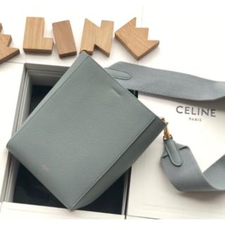 セリーヌ(celine)のCELINE サングル バケット スモール / ソフトグレインドカーフスキン(ショルダーバッグ)