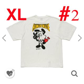 ジーディーシー(GDC)のhuman made T-SHIRT #2 (Tシャツ/カットソー(半袖/袖なし))