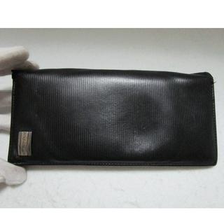 ドルチェアンドガッバーナ(DOLCE&GABBANA)のドルチェ&ガッバーナの長財布 黒 メンズ(長財布)