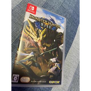 ニンテンドースイッチ(Nintendo Switch)のモンスターハンターライズ Switch 中古(家庭用ゲームソフト)