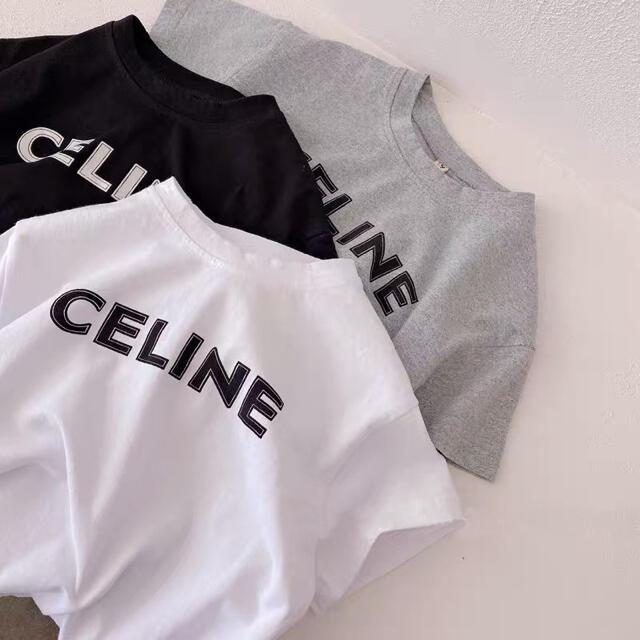 キッズ服 韓国ベビー服 韓国子供服  キッズ/ベビー/マタニティのキッズ服女の子用(90cm~)(Tシャツ/カットソー)の商品写真