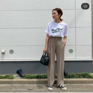 トゥデイフル(TODAYFUL)の新品未使用 キャナルジーン via j Tシャツ(Tシャツ(半袖/袖なし))