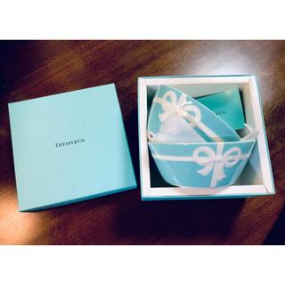 Tiffany & Co. - ティファニー ブルーボックス ボウル ペア