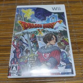 ドラゴンクエストX 目覚めし五つの種族 オンライン Wii(その他)
