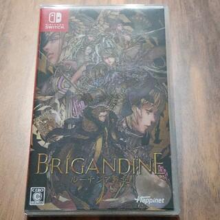 ニンテンドースイッチ(Nintendo Switch)のNintendo Switch BRIGANDINE ルーナジア戦記(家庭用ゲームソフト)