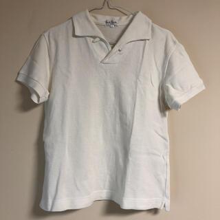 ポールスミス(Paul Smith)のPaul Smith London ホワイト ポロシャツ(ポロシャツ)