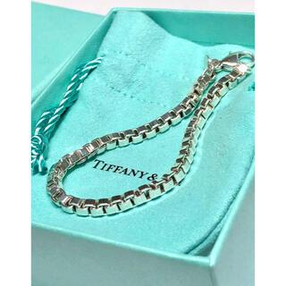 Tiffany & Co. - TIFFANY&Co ティファニー SV925 ベネチアン ブレスレット