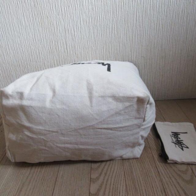 人気ブランド&超美品★SAMSSM★トート&ポッチ★帆布/白系 レディースのバッグ(トートバッグ)の商品写真