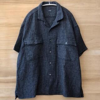 COMOLI - ほぼ新品porter classic SASHIKO shirts xl
