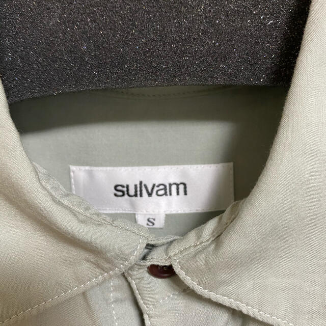 サルバム Wing CRAZY DARTS Shirt (ハンガー付) メンズのトップス(シャツ)の商品写真