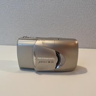 オリンパス(OLYMPUS)のOLYMPUS mju ⅲ 120 オリンパス ミュー フィルムカメラ(フィルムカメラ)