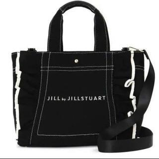 ジルスチュアート(JILLSTUART)のJILL by JILLSTUART ジル バイ ジルスチュアート バッグ 大(トートバッグ)