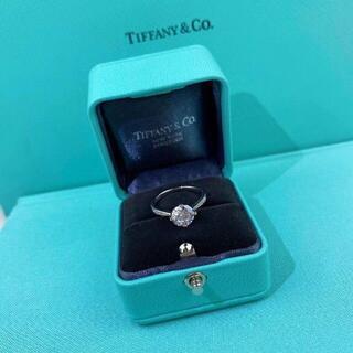 ティファニー(Tiffany & Co.)のTIFFANY ハーモニー ダイヤ リング(リング(指輪))
