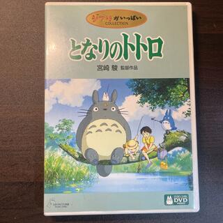 ジブリ(ジブリ)のとなりのトトロ DVD(キッズ/ファミリー)