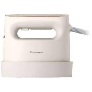 Panasonic - Panasonic 衣類スチーマー ベージュ NI-CFS770-C