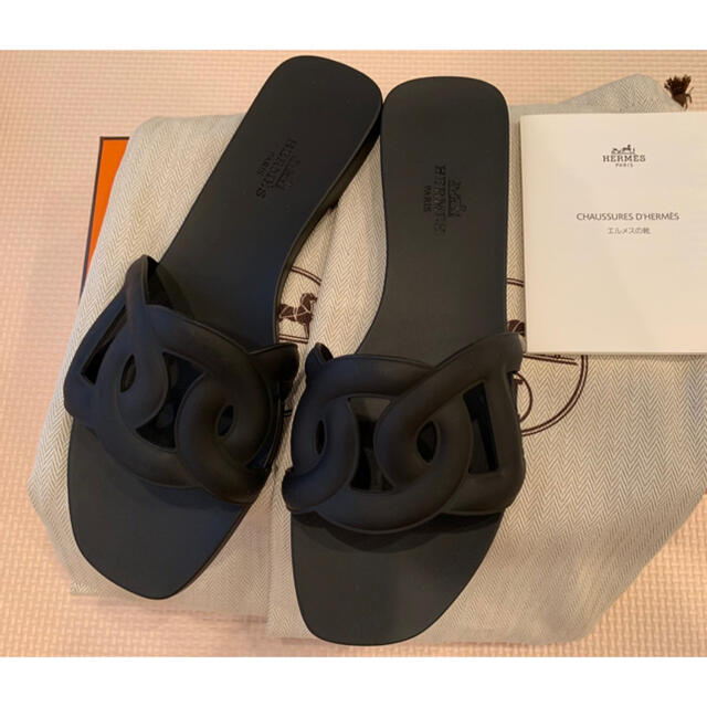 Hermes(エルメス)のエルメス アロハサンダル 36 レディースの靴/シューズ(ビーチサンダル)の商品写真